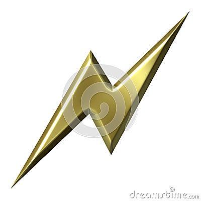 Golden Thunderbolt