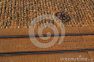 Golden track