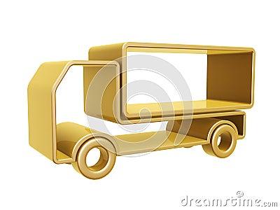 Golden truck curve