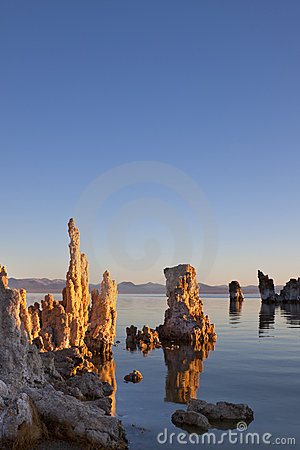 Golden Tufa