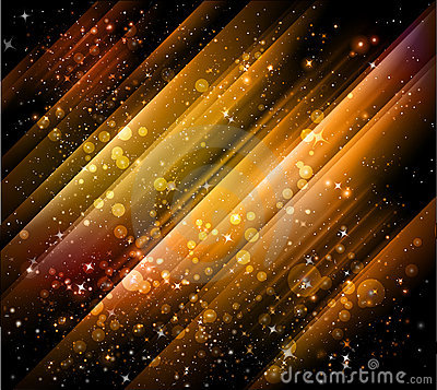 Free Golden Vector Background Royalty Free Stock Photo - 16342455