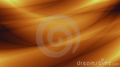 Golden wave sea design
