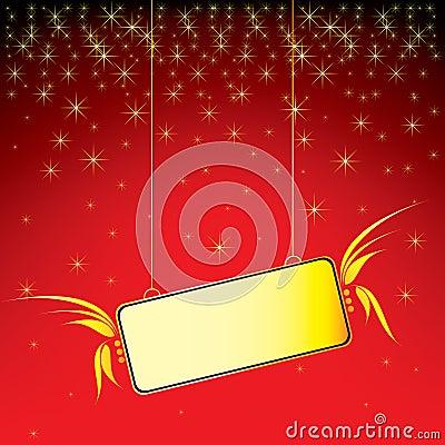 golden wing christmas billboard