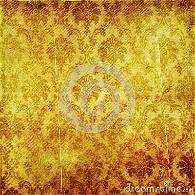Goldene tapete lizenzfreies stockfoto bild 9171045 - Goldene tapete ...