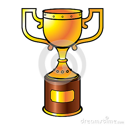 Goldenes Cup