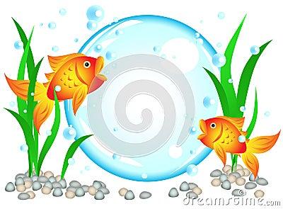 Goldfish advertisement