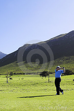Free Golf 03 Royalty Free Stock Photo - 1219975