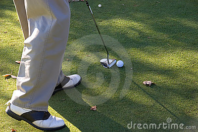 Golf 04 strzelać