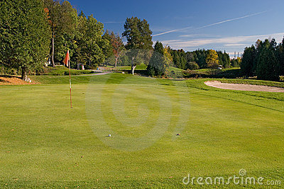 Golf 04 widok