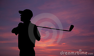 Golf Royalty Free Stock Photos - Image: 18252548