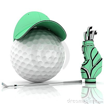 Free Golf Royalty Free Stock Photography - 18632207
