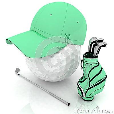 Free Golf Stock Photos - 19085093