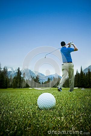 Free Golf Royalty Free Stock Images - 28905479