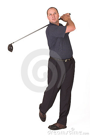 Free Golf 4 Royalty Free Stock Image - 956236