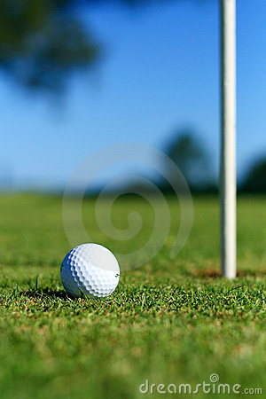 Free Golf Royalty Free Stock Images - 4885869