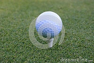 Golf ball 02