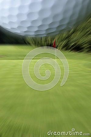 Free Golf Ball Stock Image - 1113431