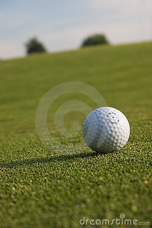Free Golf Ball Royalty Free Stock Photography - 206417