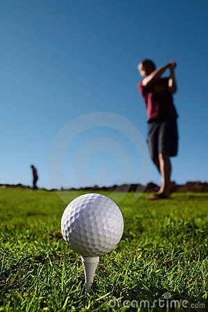 Free Golf Ball Stock Photography - 2466202