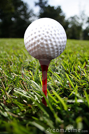Free Golf Ball Royalty Free Stock Image - 516226