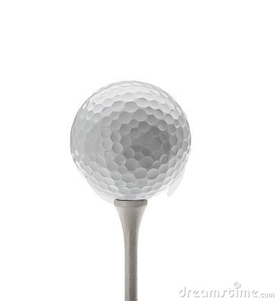 Free Golf Ball Royalty Free Stock Photography - 608817