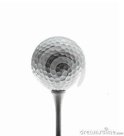 Free Golf Ball Stock Photo - 608820