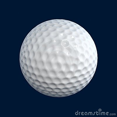 Free Golf Ball Royalty Free Stock Photos - 688138
