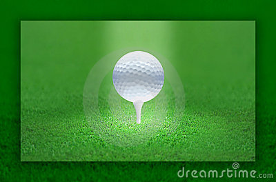 Golf Ball Light