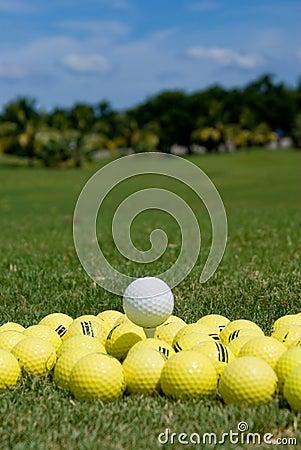 Golf Balls (Medaphore)