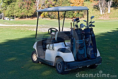 Golf car 02
