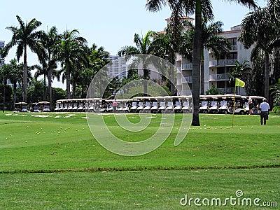 Golf-cars
