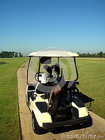 Free Golf Cart Stock Photo - 68740