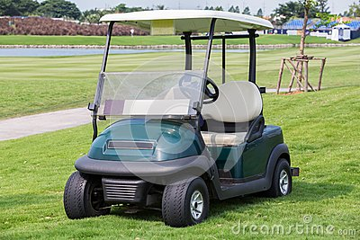 Golf cart or club car