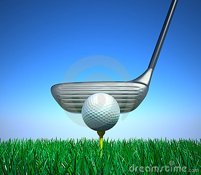 A golf club concept