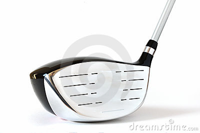 Golf Club, Driver (One Wood)