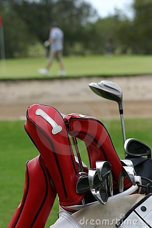 Free Golf Clubs 1 Royalty Free Stock Photography - 294597