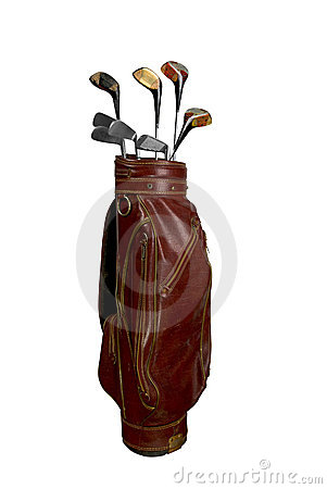 Free Golf Clubs In Bag Stock Photos - 3383463