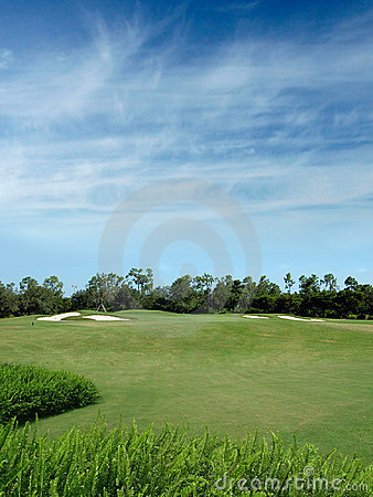 Free Golf Course Royalty Free Stock Images - 1141229