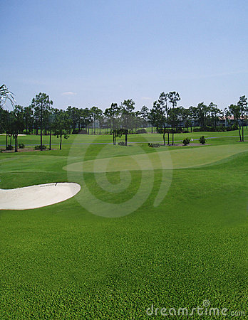 Free Golf Course Stock Images - 750104