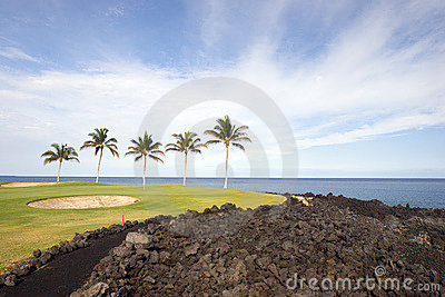 Golf Course, Hawaii