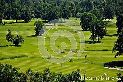 Golf course Hluboka nad Vltavou