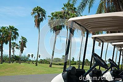 Golf course image.