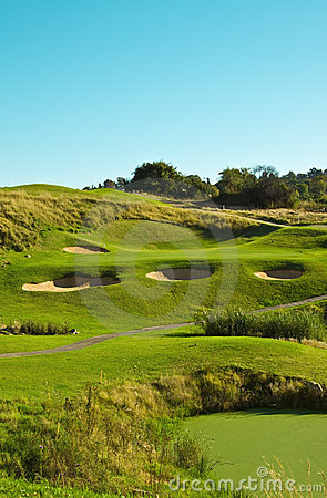 Free Golf Course Jack 1 Royalty Free Stock Photo - 19150715