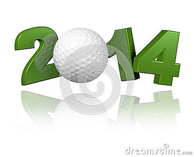 Golf 2014 design