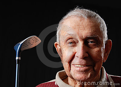 Golf elderly
