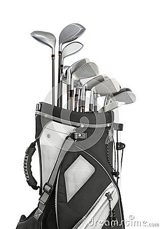 Free Golf Equipment Stock Photo - 8336850