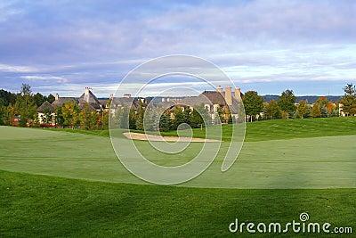 Golf estates