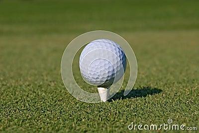 Golf för 01 boll