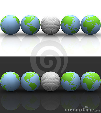 Golf and Globes