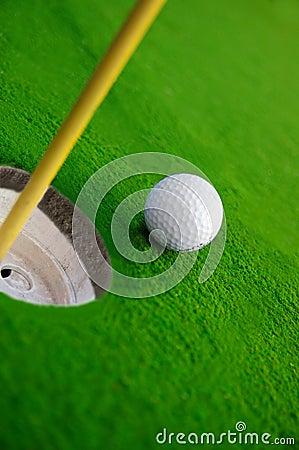 Free Golf Green Royalty Free Stock Photos - 2623248